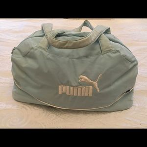 🎒Puma Duffle/Workout Bag